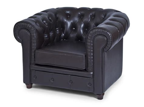 Chesterfield Armchair by Lounge Hire Chesterfield Armchair Brown