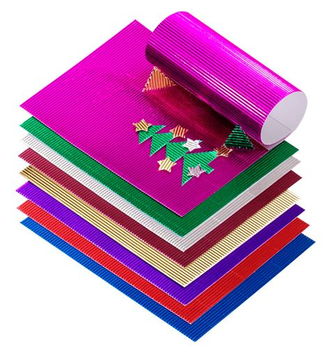Metallic Craft Paper - products craft materials stationery office