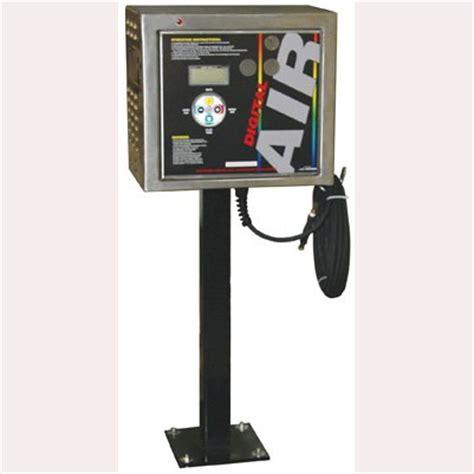 je adams industries digital air water machine gast