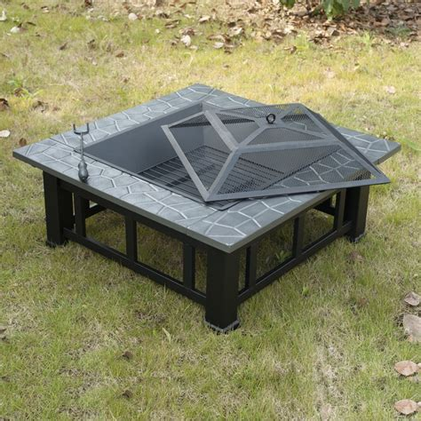 Metal Firepit 15 Best Pit Reviews In 2017 April Complete Buying Solution