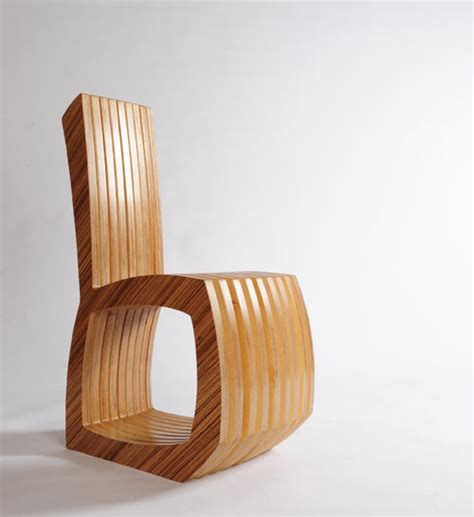 modern wood furniture by rob davies creative