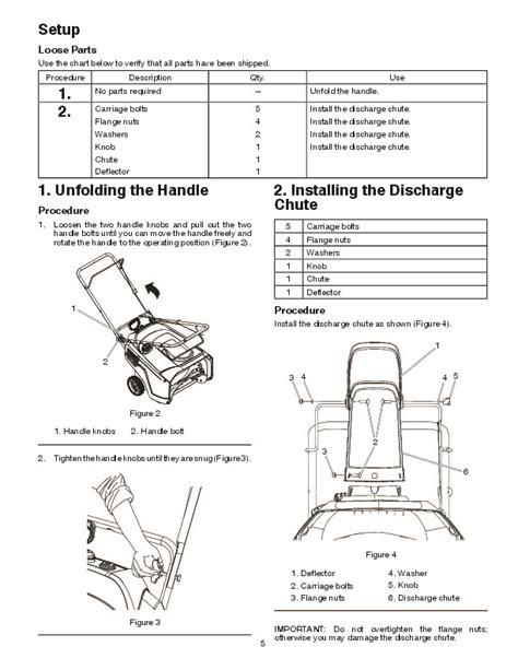 Poulan Pro Pr621 436430 Snow Blower Owners Manual 2010