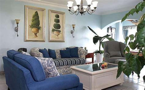 light blue living room walls living room european style
