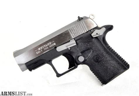 colt mustang xsp 380 armslist for sale new colt mustang xsp