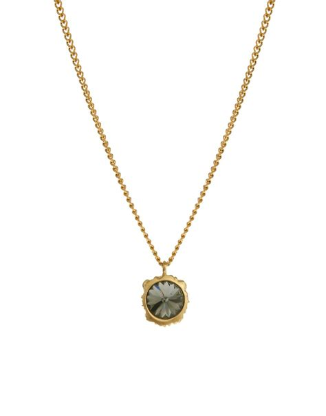 Pendant At Asos by Bill Skinner Bill Skinner Pendant Necklace With