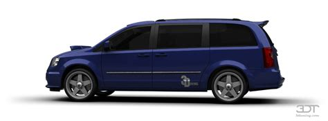 2007 Chrysler Minivan by My Chrysler Town And Country