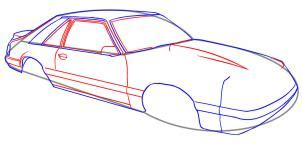Auto Malen Leicht Gemacht by Auto Zeichnen Lernen Schritt F 252 R Schritt Tutorial