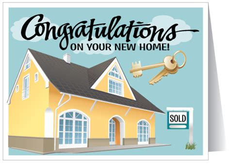 New House Congratulations by Congratulations On New Home Harrison Greetings Business