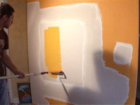 Painting Drywall by How To Patch Damaged Drywall How Tos Diy