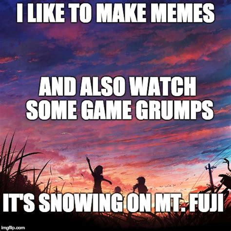 Game Grumps Memes - i hope someone gets this reference p imgflip