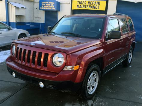 Jeep Patriot 2014 For Sale Used 2014 Jeep Patriot Sport Utility 13 990 00