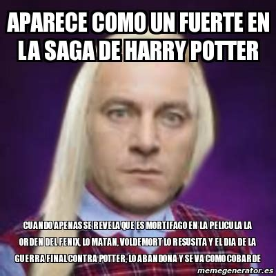 Memes Generator En Espaã Ol - meme personalizado aparece como un fuerte en la saga de