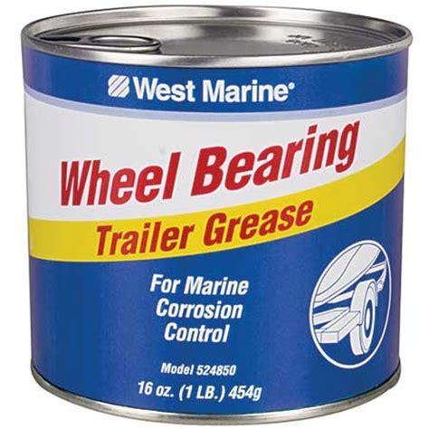 types of boat trailer wheels keeping wheel bearings maintained trailering boatus
