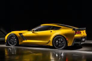 2015 chevrolet corvette z06 rear side profile photo 12