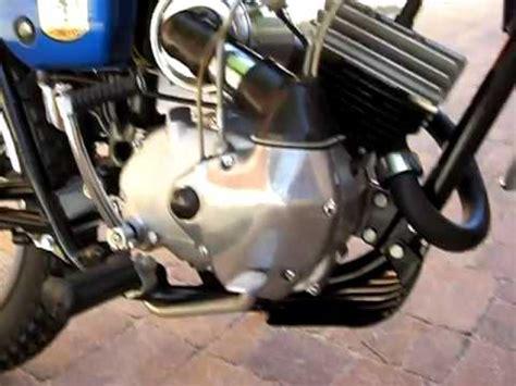 "1970 bridgestone tmx trailbike ""hybrid"""