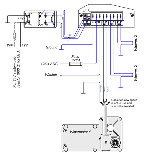 wiring diagram for boat wiper motor the at afi to cole