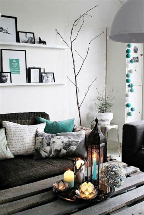 arrangieren kleines schlafzimmer wandregal wohnzimmer deko