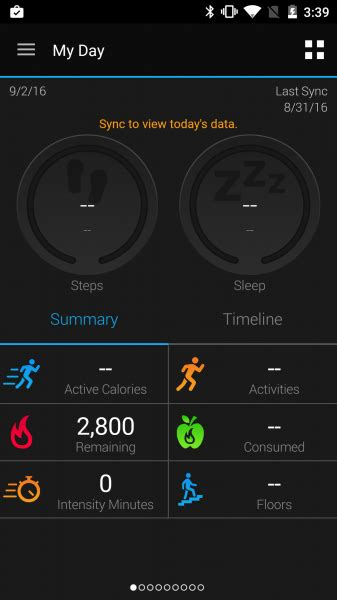 vivosmart daily reset vivosmart hr by garmin and zuk z1 by lenovo compatibility