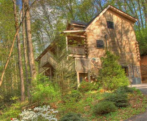Log Cabin Rentals In Carolina by Smokey Smoky Mountain Vacation Rentals With Pool Table