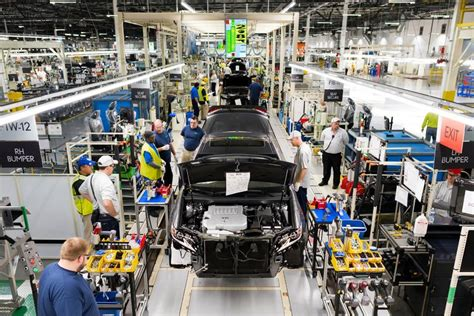 Toyota Factory Tour Georgetown Ky Toyota To Invest 1 3 Billion In Kentucky Plant The New