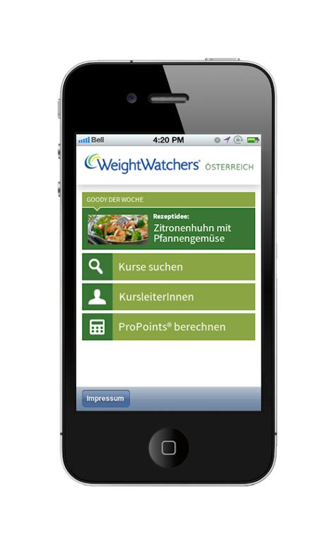 weight watchers android app weight watchers 214 sterreich android apps on play