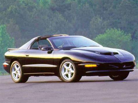 1996 pontiac firebird overview cars com