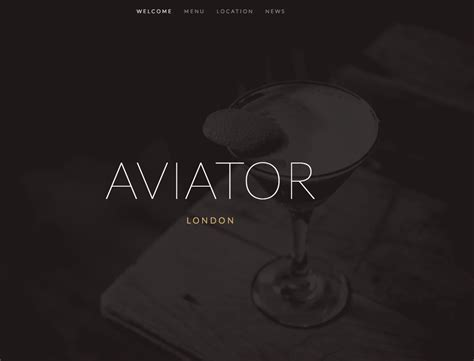 Using The Aviator Template Squarespace Help Squarespace Background Template