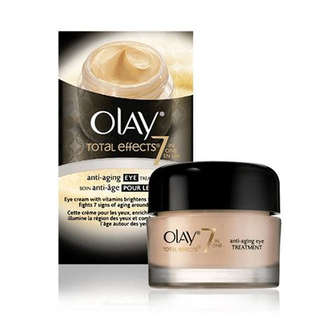 Eye Olay Total Effect olay total effects anti aging eye treatment 0 5 fl oz