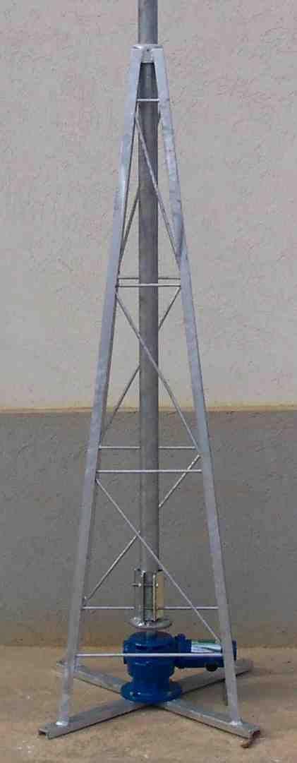 traliccio per antenne tralicci piramidali