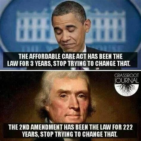 Second Amendment Meme - liberal hypocrisy on obamacare and the 2nd amendment exposed