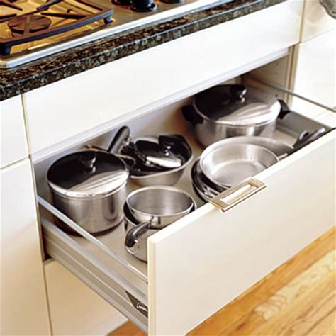 drawers  rollout trays read    remodel  kitchen   house