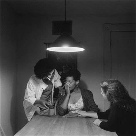 Carrie Mae Weems Kitchen Table Series by Enjoyceinglife With A For Impacting Carrie