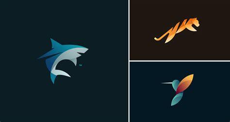 design logo golden ratio beautiful vibrant animal logos based on the golden ratio