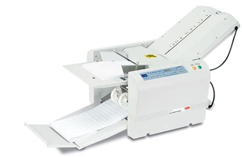 Best Paper Folding Machine - mbm 407a automatic paper folder abe