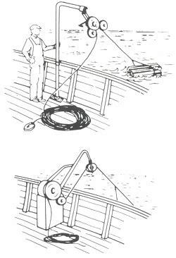 gua de bolsillo para 8428216045 gua de bolsillo del pescador