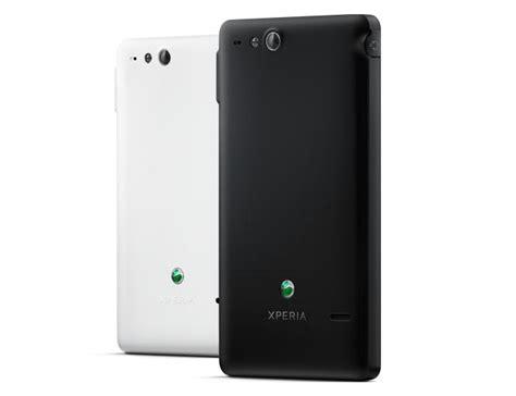 Hp Android Sony Xperia Go sony announced xperia go android phone gadgetsin