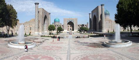 Uzbekistan Search Registan Uzbekistan World For Travel