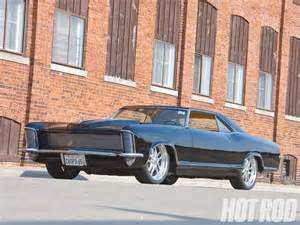 Custom 1965 Buick Riviera 1965 Buick Riviera Chopped 425 Nailhead Powered Factory