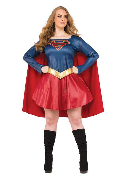 photos ofplus size wonder woman pinterest plus size supergirl tv costume for women