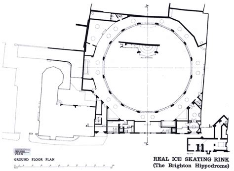 skating rink floor plans obh gallery plans and designs