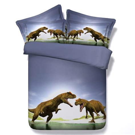 Bedcover 3d 3 In 1 180x200cm Femina 1 Set dinosaur 3d bedding sets comforter size quilt duvet cover bedspreads bed sheets linen