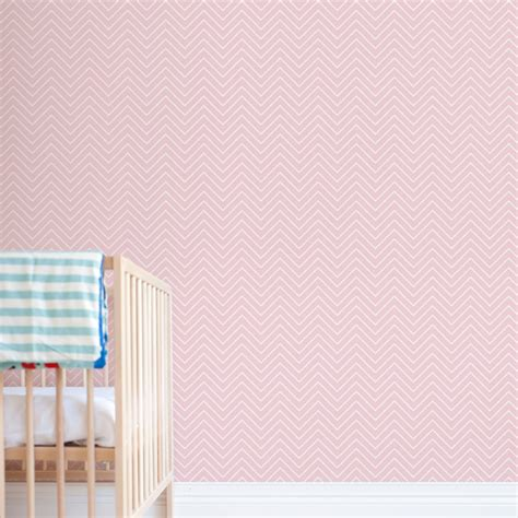 zigzag wallpaper for walls zig zag removable wallpaper for nursery
