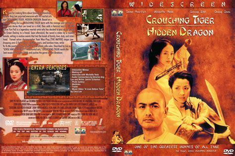 Dvd Crouching Tiger covers box sk crouching tiger 2000 high quality dvd blueray