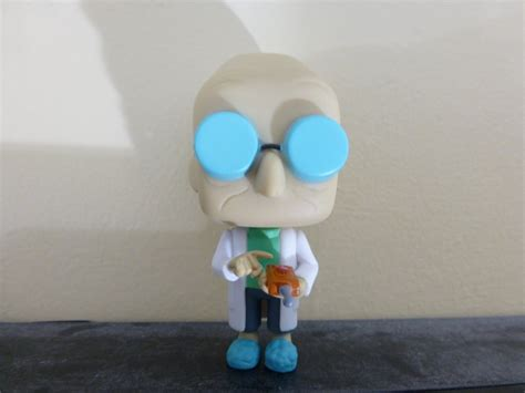 Funko Futurama Professor Farnsworth 6926 funko pop vinyl professor farnsworth by lionkingrulez on deviantart