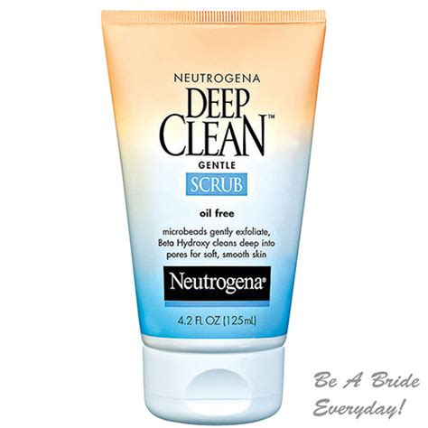 Acne Gentle Scrub neutrogena clean gentle scrub free for acne