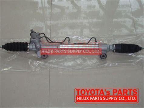 Power Steering Rack Toyota Fortuner Rack Steer Fortuner 10003935 44200 0k040 toyota hilux vigo fortuner steering rack lhd