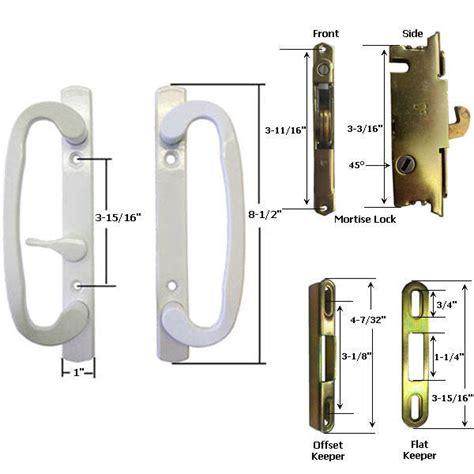 patio door key lock sets patio door handle with key lock peachtree carvel sliding