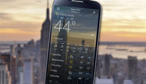 what s the best weather app for android the best and worst free android weather apps pcmag
