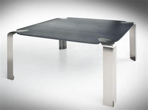 tavolo quadrato cristallo flow tavolo quadrato by f lli orsenigo design florian gypser