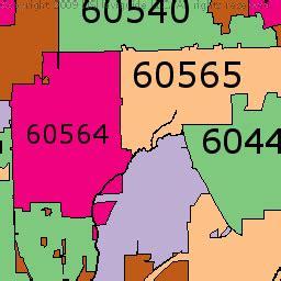 zip code map joliet il northern illinois zip code map zip code map